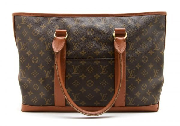 278: A Louis Vuitton Monogram Canvas Tote Bag, 17 x 12