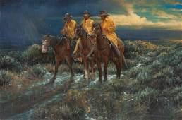 Dan Bodelson (American, b. 1949) Three Pair