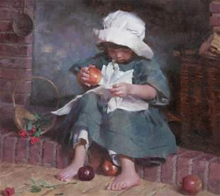 Morgan Weistling (American, b. 1964) The Fruit Shiner