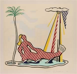 Roy Lichtenstein (American, 1923-1997) Mermaid, 1978