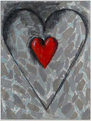 Jim Dine (American, b. 1935) The Gray Fort, 2003