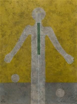 Rufino Tamayo (Mexican, 1899-1991) Malabarista