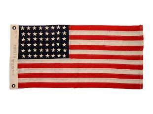 A World War I American Flag