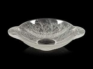 A Lalique ChevrefeuilleVide Poche