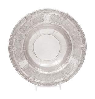 An American Silver Centerpiece Bowl