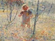 John Edward Costigan (American, 1888-1972) Child with
