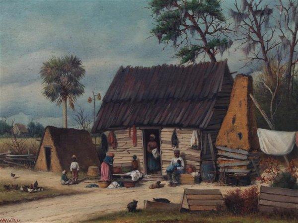 2: William Aiken Walker, (American, 1838-1921), Rural C