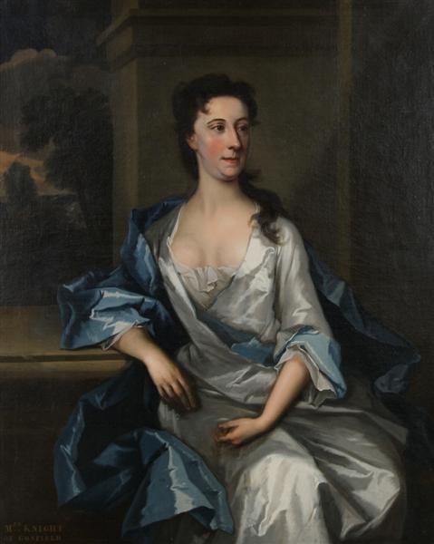 9: Joseph Blackburn, (American, 1750-1774), Portrait of