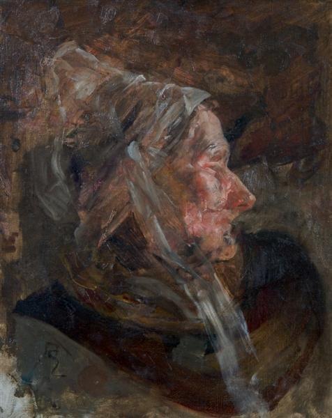 15: Karl Albert Buehr, (American, 1866-1952), Old Dutch