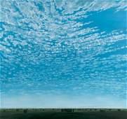 177: Keith Jacobshagen, (American, b. 1941), Bright Sky