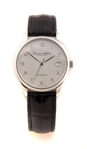 14: A Platinum Automatic Portuguese Wristwatch, Interna