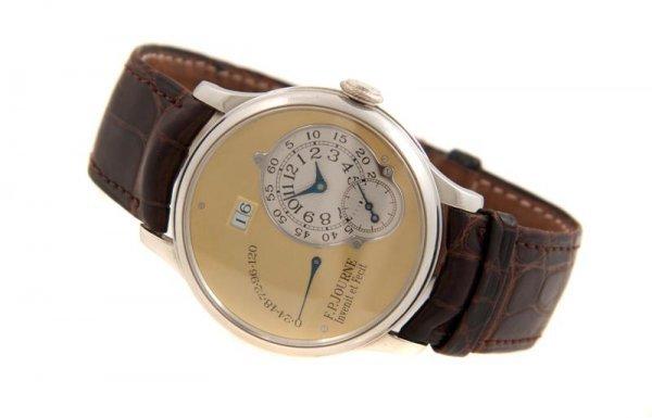 24: A Platinum Octa Power Reserve Automatic Wristwatch,