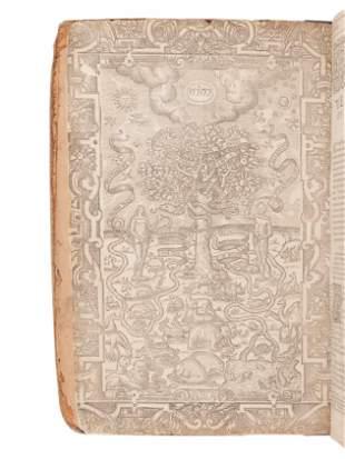 [BIBLE, in English]. [Geneva-Tomson Version]. The Bible;