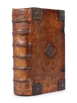 [BIBLE, in German]. Biblia das ist: Die gantze Heilige