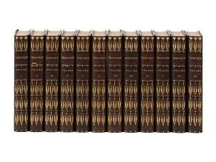 [BINDINGS]. TENNYSON, Alfred, Lord, (1809-1892). Works.