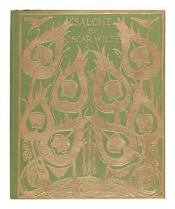 WILDE, Oscar (1854-1900).Salome. London and New York: