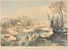 CURRIER and IVES, publishers -- After Frances F. Palmer