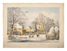 CURRIER and IVES, publishers -- After George H. Durrie