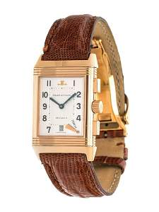 JAEGER-LeCOULTRE, 18K PINK GOLD REF. 270.2.69 LIMITED