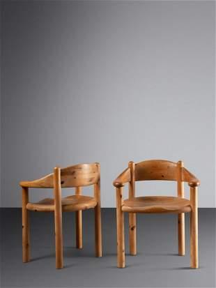 Rainer Daumiller (Danish, 20th Century) Pair of