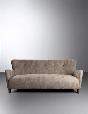 Fritz Hansen Denmark, 20th Century Sofa, model 1669A
