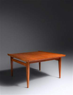 Finn Juhl (Danish, 1912-1989) Coffee Table