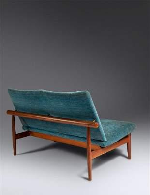 Finn Juhl (Danish, 1912-1989) Japan Settee