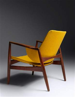 Ib Kofod-Larsen (Danish, 1921-2003) Lounge Chair, c.