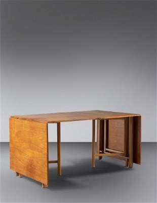 Bruno Mathsson (Swedish, 1907-1988) Maria Dining Table