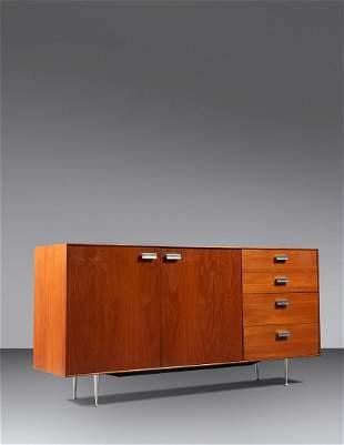 George Nelson & Associates (American, 1908-1986) Thin