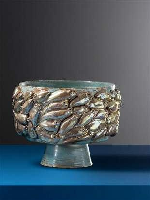 Beatrice Wood (American, 1893-1998) Untitled Vessel