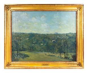Arthur Clifton Goodwin (American,1864-1929) The Blue