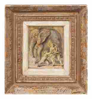 Reginald Marsh (American, 1898-1954) Untitled (Circus