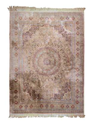 A Chinese Wool Rug