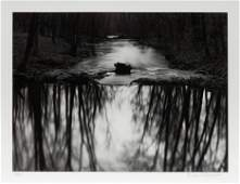 Paul Caponigro (American, b. 1932) Reflection Stream,
