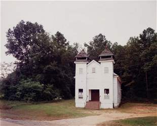 William Christenberry (American, b. 1936) Church