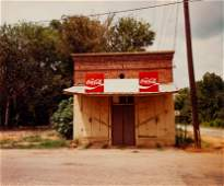 William Christenberry (American, b. 1936) A group of
