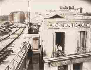 Man Ray (American, 1890-1976) Au Chateau Tremblant,