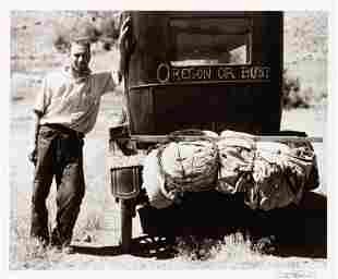 Arthur Rothstein (American, 1915-1985) A group of four