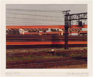 Art Sinsabaugh (American, 1924-1983) Chi. La. #123,