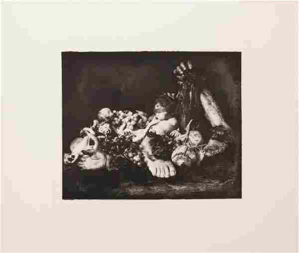 Joel-Peter Witkin (American, b. 1939) Feast of Fools,
