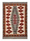 Navajo Western Reservation Weaving / Rug 53 1/2 x 36