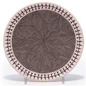Rebecca Lucario (Acoma, b. 1951) Friendship Pottery