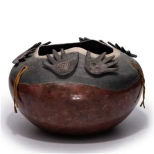 Jane Osti (Cherokee, 20th century) Usdi Elohi, 1994
