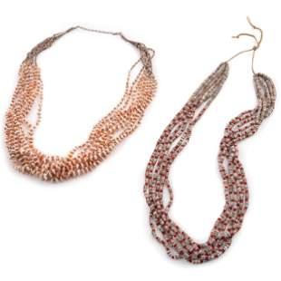 Pueblo Multi-Strand Necklaces