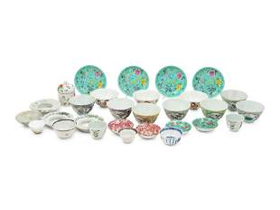 29 Chinese Porcelain Wares