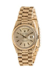 ROLEX, 18K YELLOW GOLD REF. 1803 'OYSTER PERPETUAL