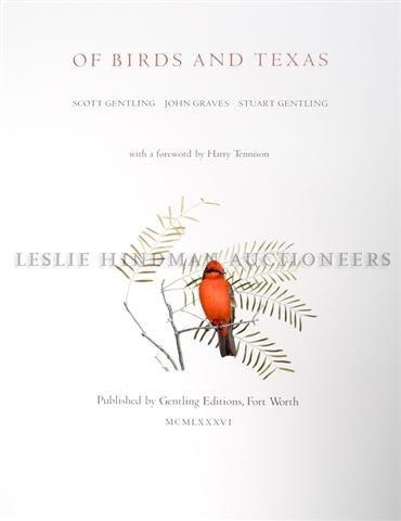 19: (ORNITHOLOGY) GENTLING, SCOTT AND STUART. Of Birds