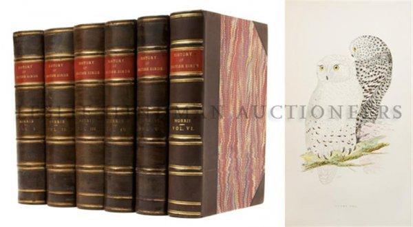 21: (ORNITHOLOGY) MORRIS, F. O. A History of British Bi