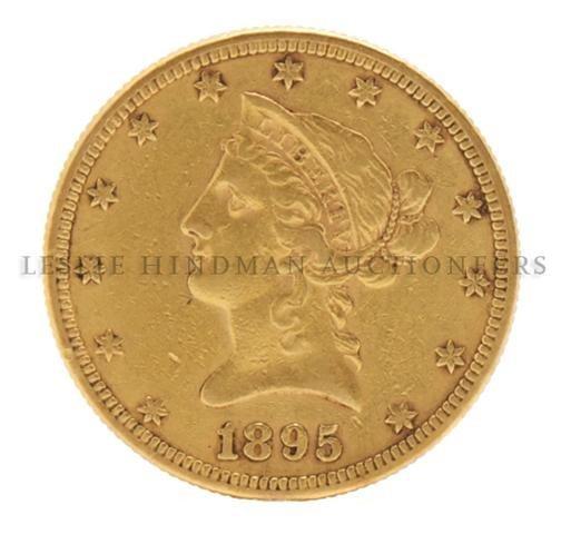 484: An American $10 Liberty Gold Coin,